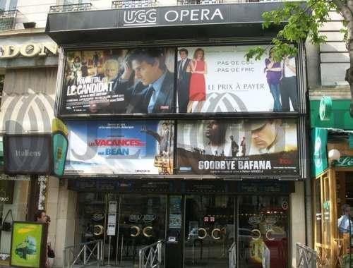 Commerces Paris, 75009 - CINEMA UGC - 10473240