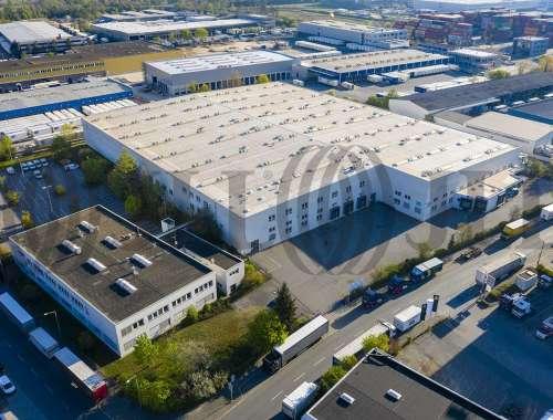 Hallen Nürnberg, 90451 - Halle - Nürnberg, Hafen - M1605 - 10496837