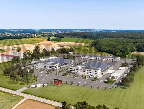 Hallen Ostfildern, 73760 - Halle - Ostfildern, Scharnhausen - S0637 - 10534036