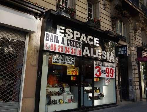 Commerces Paris, 75014 - ESPACE ALESIA - 10555755
