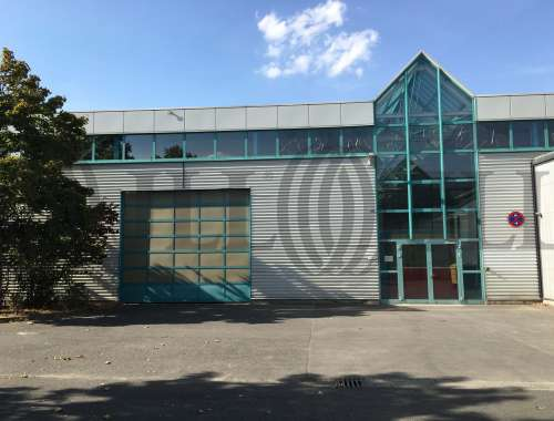 Hallen Berlin, 12487 - Halle - Berlin, Johannisthal - B0051 - 10586777