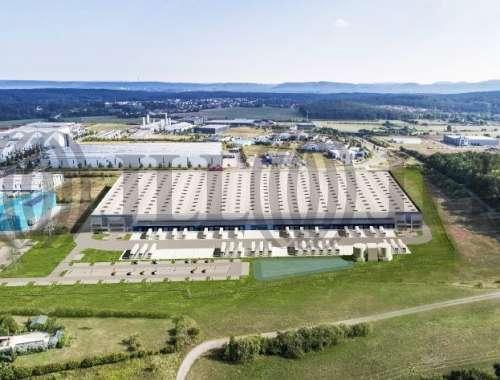 Hallen Kaiserslautern, 67661 - Halle - Kaiserslautern, Siegelbach - F2671 - 10605664