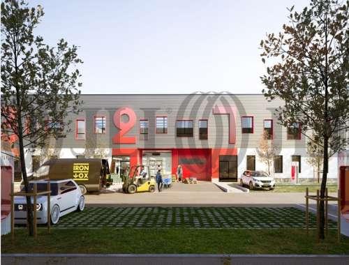 Activités/entrepôt Gonesse, 95500 - PARC D'ACTIVITES DE LA FONTAINE CYPIERRE - 10642472