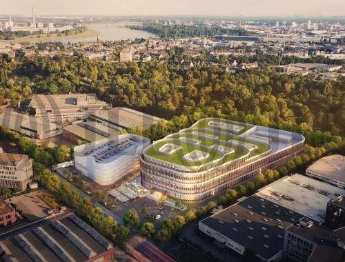 Büros Düsseldorf, 40549 - Büro - Düsseldorf, Heerdt - D2609 - 10676119