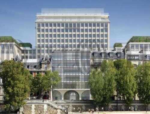 Bureaux Paris, 75004 - MORLAND MIXITE CAPITALE - 10870049