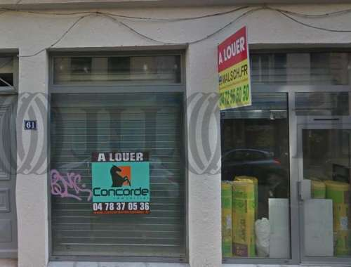 Bureaux Lyon, 69007 - 61 RUE SEBASTIEN GRYPHE - 10870546