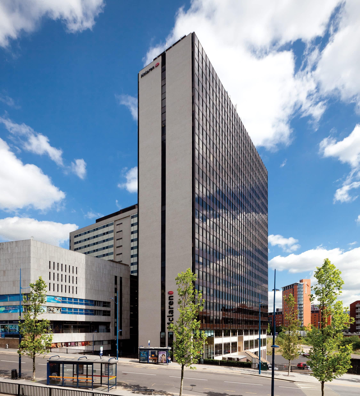 Office Property To Rent The Mclaren Building B4 7LR