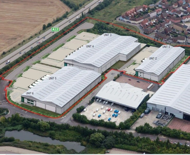 Industrial and Logistics Rent Chelmsford foto 1642 2