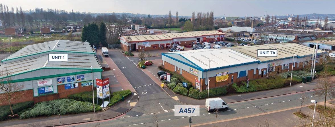 Industrial and Logistics Rent Smethwick foto 3357 1