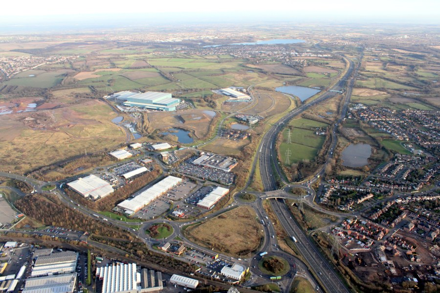 Industrial and Logistics Buyale Cannock foto 3321 3
