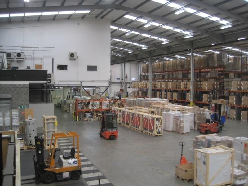 Industrial and Logistics Rent Birmingham foto 3277 4