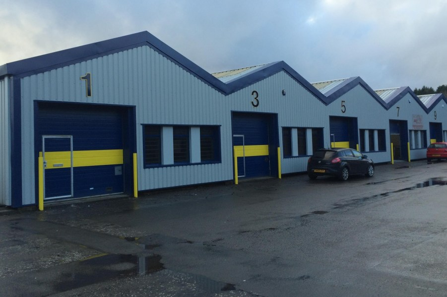 Industrial and Logistics Rent East Kilbride foto 374 1