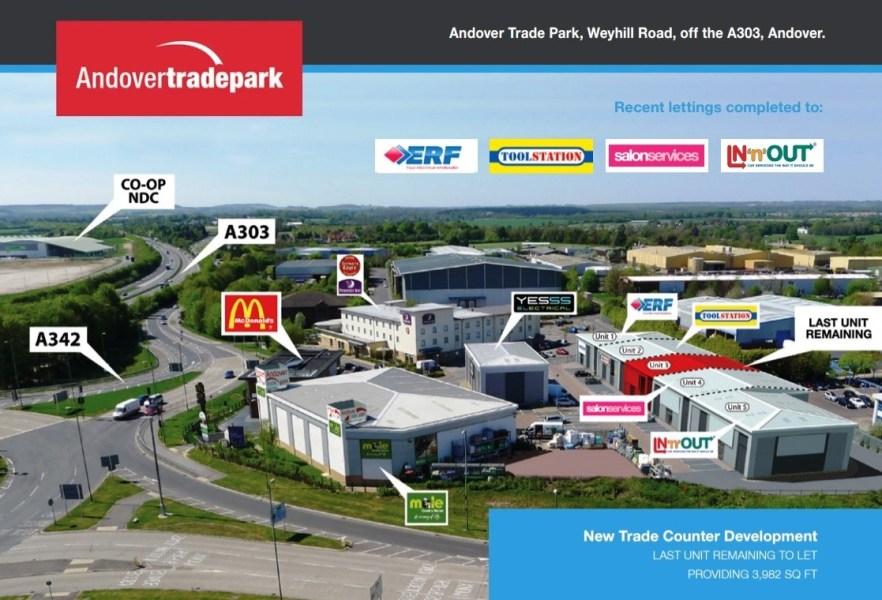 Industrial and Logistics Rent Andover foto 5636 1