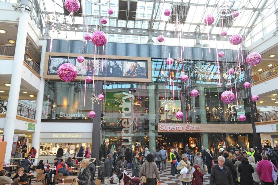 Retail Shopping Centre Rent Croydon foto 6950 1