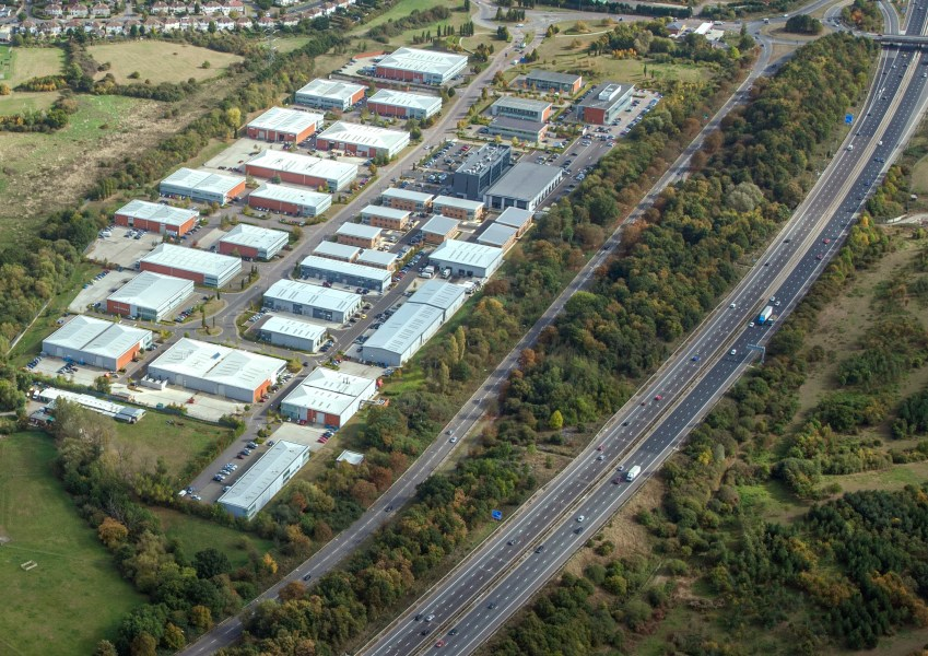 Industrial and Logistics Buyale Elstree foto 8057 1