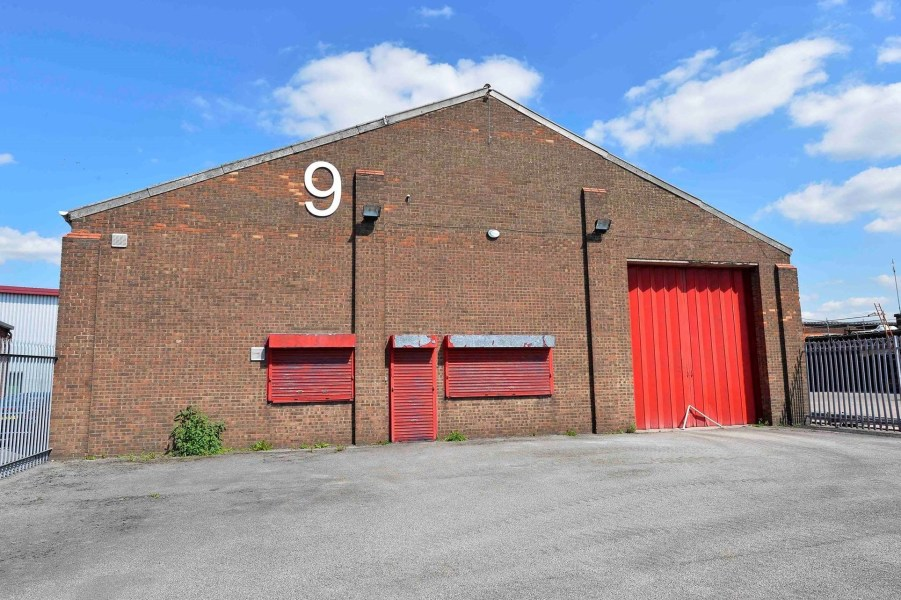 Industrial and Logistics Rent Manchester foto 7882 2