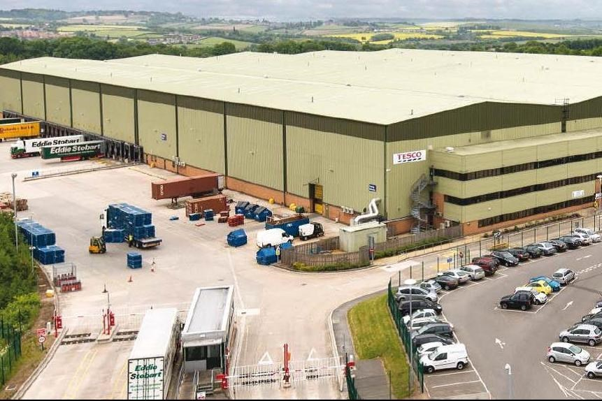 Industrial and Logistics Rent Chesterfield foto 8202 1