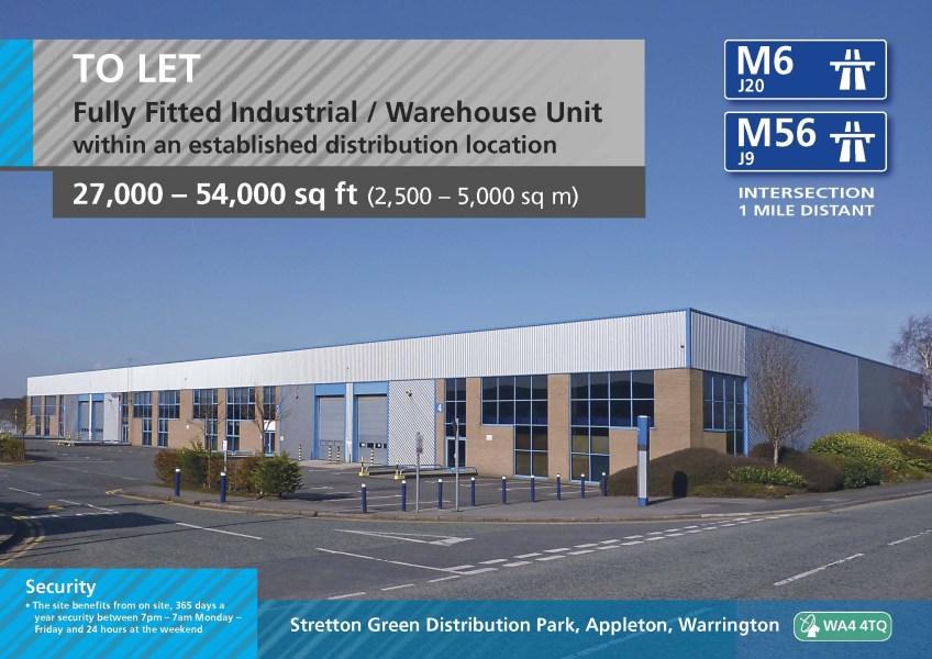 Industrial and Logistics Rent Warrington foto 7562 1