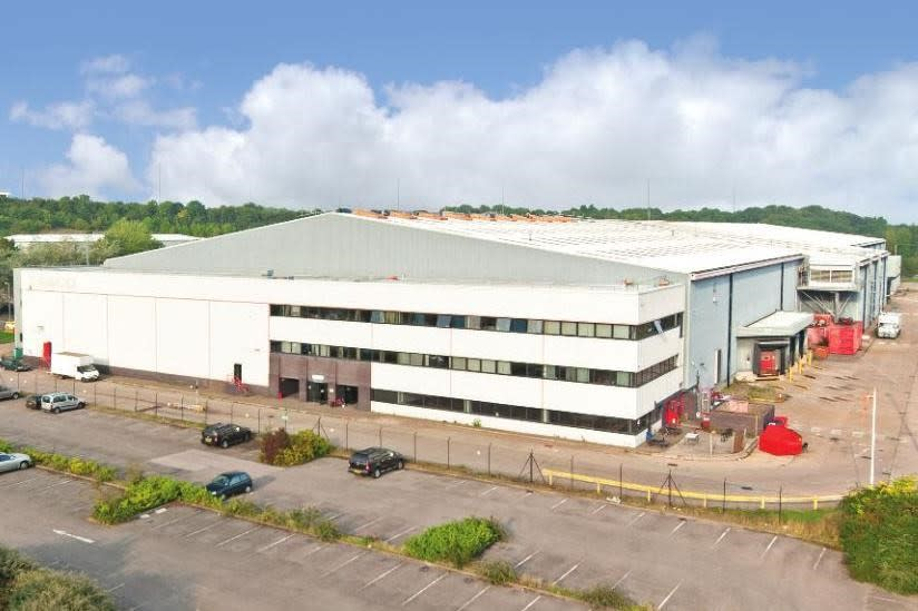 Industrial and Logistics Rent Chepstow foto 2827 2