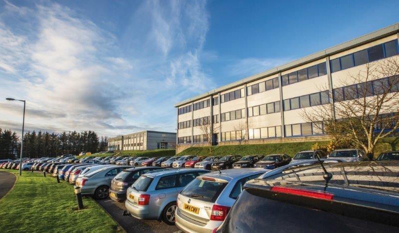 Office Rent Aberdeen foto 569 3