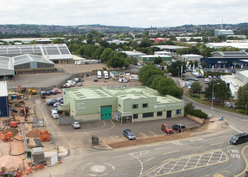 Industrial and Logistics Buyale Exeter foto 6807 3