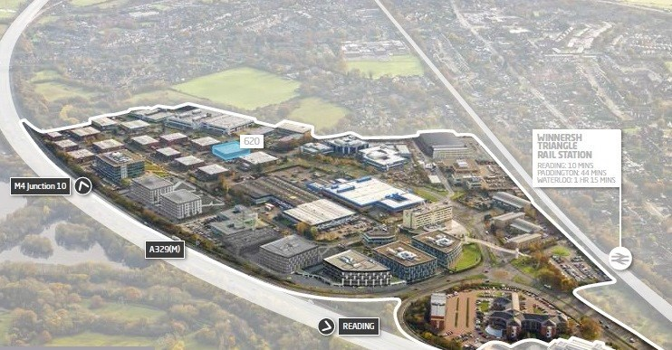 Industrial and Logistics Rent Wokingham foto 1033 2