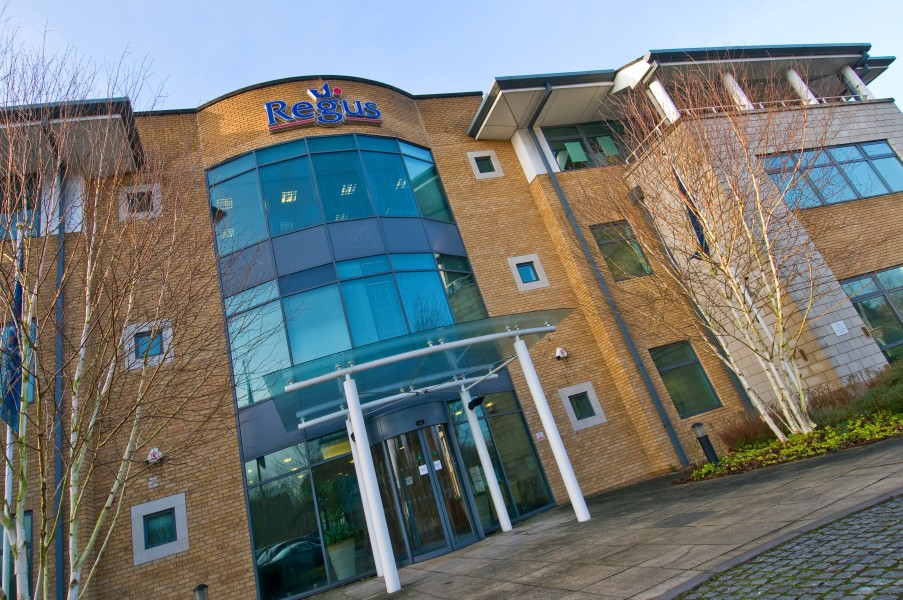 Serviced Office Rent Camberley foto 7747 4