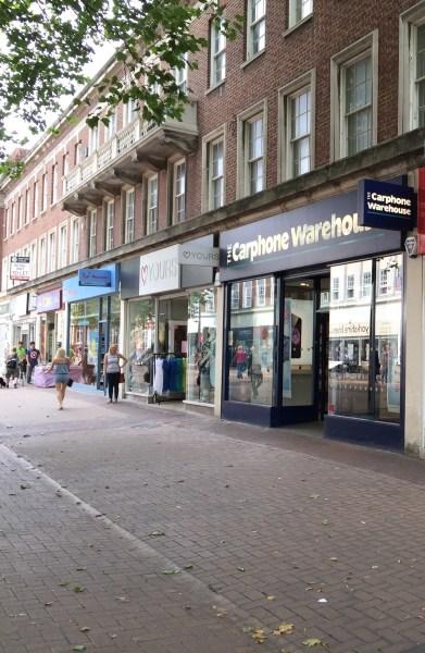 Retail High Street Rent Hull foto 8307 2