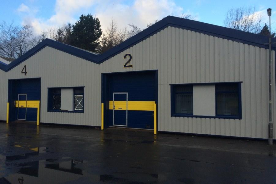 Industrial and Logistics Rent East Kilbride foto 374 4