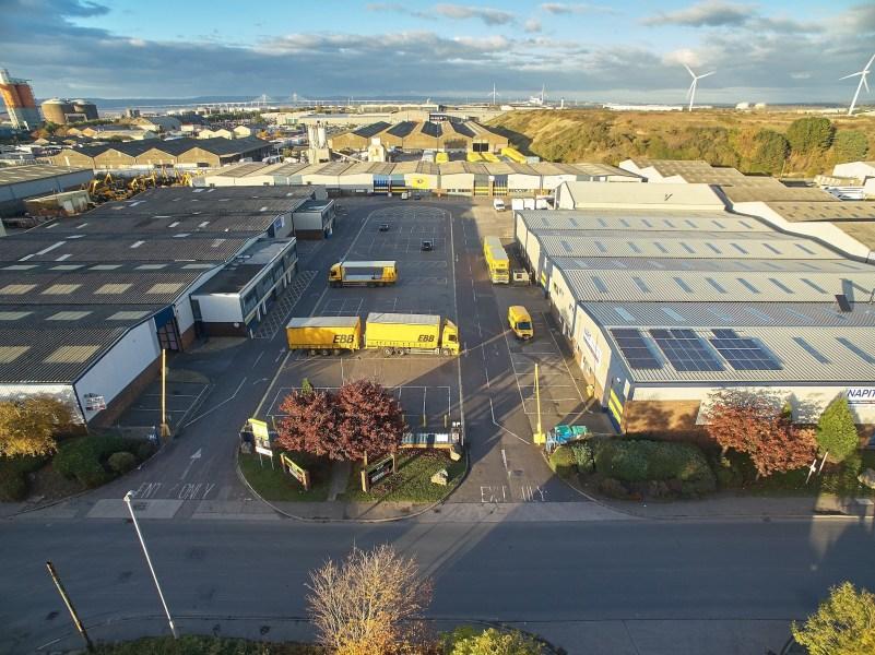 Industrial and Logistics Rent Bristol foto 6645 2