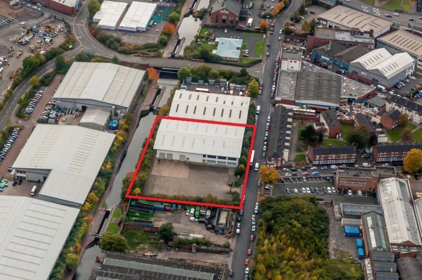 Industrial and Logistics Rent Birmingham foto 3270 5