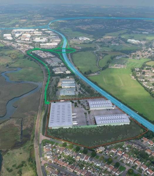 Industrial and Logistics Rent Southampton foto 3185 2