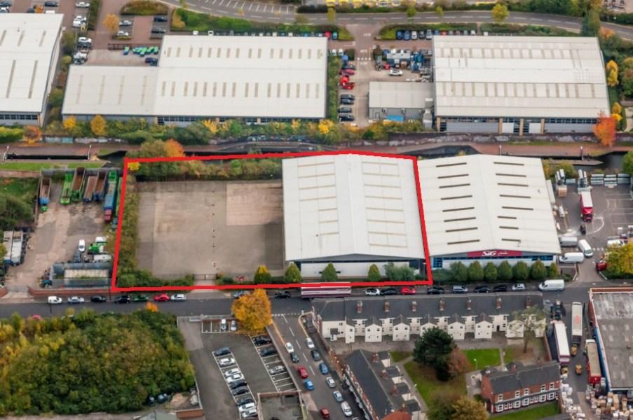 Industrial and Logistics Rent Birmingham foto 3270 4
