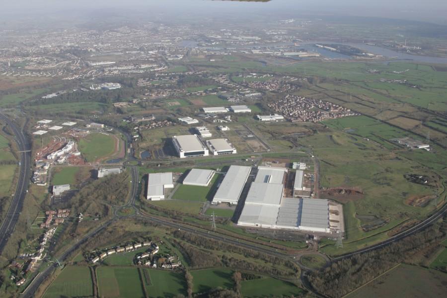 Industrial and Logistics Rent Newport foto 706 3