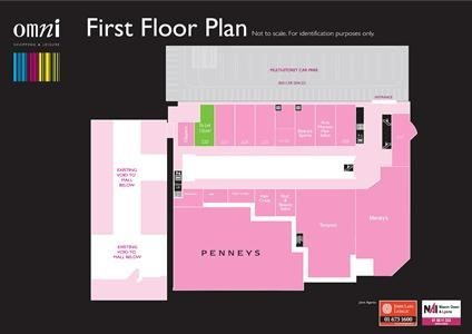 Unit 222 Omni Shopping Centre - Retail, To Let 2