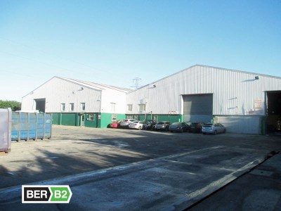 Unit 8, Rosemount Business Park - Industrial, To Let 1