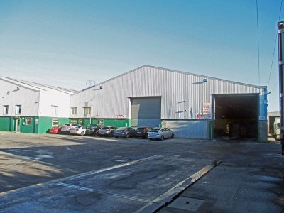 Unit 8, Rosemount Business Park - Industrial, To Let 2
