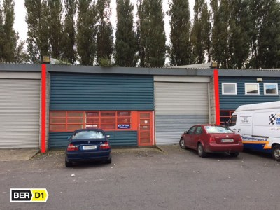 Unit 19 Beechlawn Industrial Complex - Industrial, To Let 1
