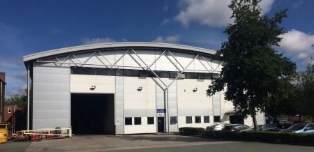 Industrial and Logistics Rent Trafford Park foto 6538 1