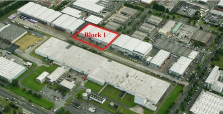 Block 1, Airton Road - Industrial, To Let 2
