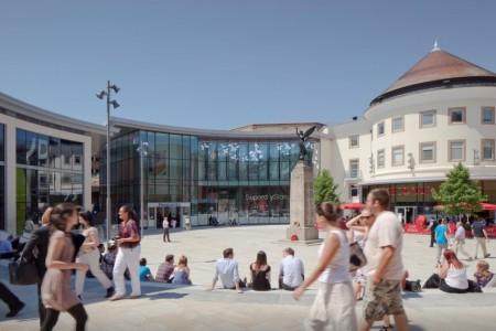 Retail Shopping Centre Rent Woking foto 6932 1