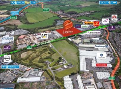 Industrial and Logistics Rent Cannock foto 8208 1