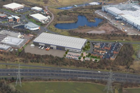 Industrial and Logistics Buyale Cannock foto 8102 3