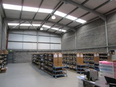 Unit 3B, Rosemount Park Drive - Industrial, To Let 2