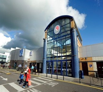 Blackpool Shopping Centre and Retail Park - Investments, For Sale 1