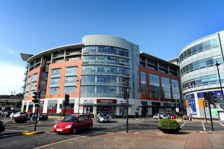 Blackpool Shopping Centre and Retail Park - Investments, For Sale 2