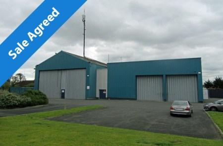 Collinstown Cross - Industrial, For Sale 1