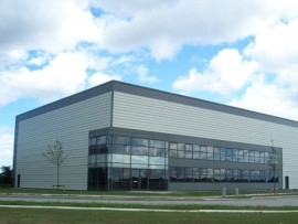 North City Business Park Phase II - Unit E8 - Industrial, For Sale 1