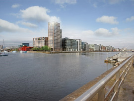 Capital Dock - Office, To Let 1