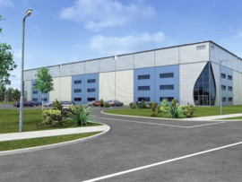 A01 The Hub Logistics Park - Industrial, For Sale 1